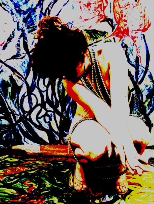 Vivian Voda Flowerised