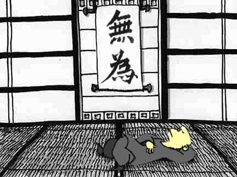 Lil Monk in Wuwei