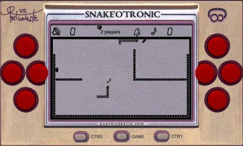 Snake-O-Tronic Screenshot