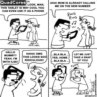 QuadCores #1 Premiere redone
