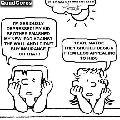 QuadCores #4