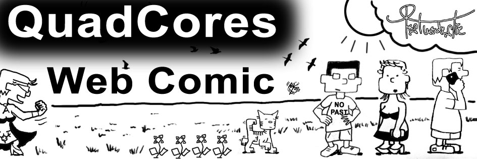 QuadCores WebComic