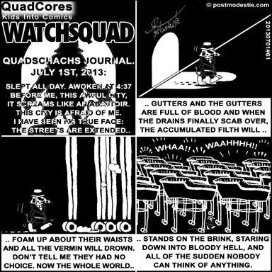 QuadCores Watchsquad
