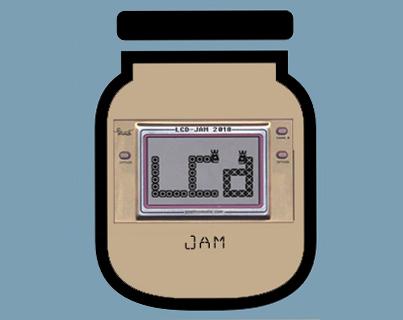 LCD-Jam