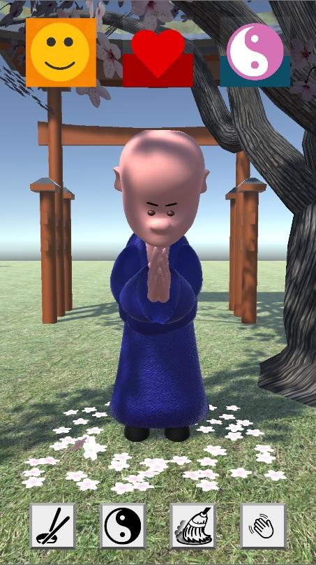 Lil Monk Tamagotchi